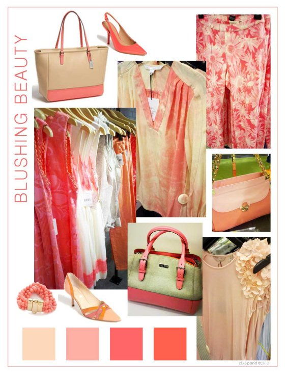 Coral - Spring-Summer 2013's Must-Have Color